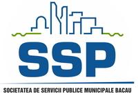 SOCIETATEA DE SERVICII PUBLICE MUNICIPALE BACAU Logo